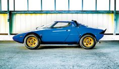 The Lancia Stratos Stradale is quite easily one of the most famous cars of the last century... Lancia Stratos HF prototype...Stratos Zero concept car...