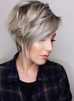 Top 14 Spring Season Short Hairstyles for Thick Hair