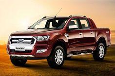 Ford mostra Ranger atualizada pra o Brasil