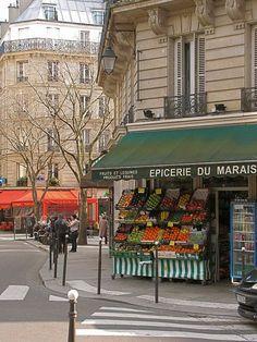 Le Marais, 3 Rue de la Verrerie, Paris