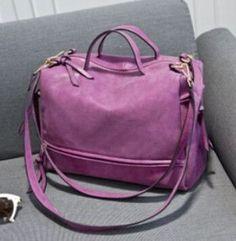 New Arrive Women Shoulder Bag Nubuck Leather Vintage Messenger Bag Motorcycle Crossbody Bags Women Bag CX003