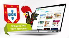 Soluções Web 100% Nacionais #websolutions