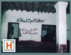 blockii: Hodge#BlackOpsMatter