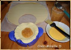 Chaussons à la Compote de Pommes - Recette Tupperware Tupperware Recipes, Pudding, Breakfast, Voici, Biscuits, Food, Recipes, Apple Turnovers, Fruit Salad