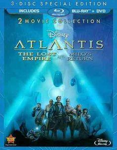 Disney Atlantis: The Lost Empire/Atlantis: Milo's Return