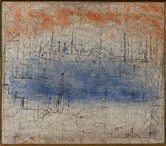 Small Picture of a Harbor 1928 Paul Klee