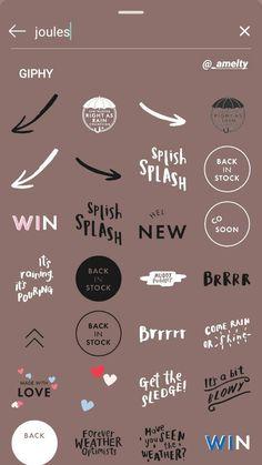 Instagram Blog, Frases Instagram, Instagram Emoji, Instagram Editing Apps, Instagram And Snapchat, Instagram Story Template, Instagram Story Ideas, Creative Instagram Photo Ideas, Lettering