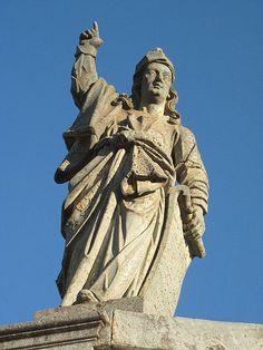 Maria Preta: Os Doze Profetas, por Aleijadinho