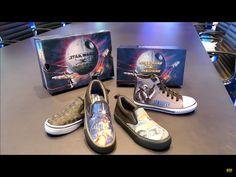 http://thekesselrunway.dr-maul.com/2015/09/04/skechers-x-star-wars/ #thekesselrunway #starwarsfashion
