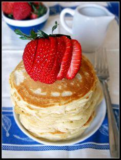 Southern Living Buttermilk pancakes