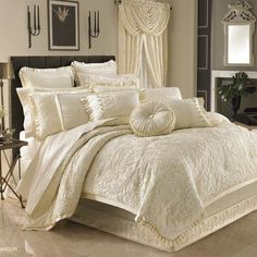 J Queen New York Marquis Bedding - The Home Decorating Company has the Best Sales & Prices on the J Queen New York Marquis Bedding