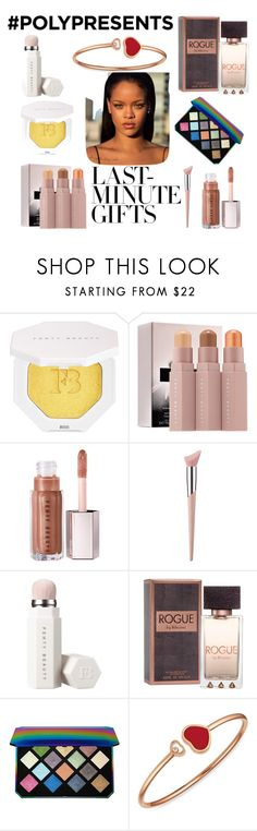 """""""#PolyPresents: Last-Minute Gifts"""" by amelariri ❤ liked on Polyvore featuring Puma, Chopard, Rihanna, contestentry, polyPresents and fentybeauty"""
