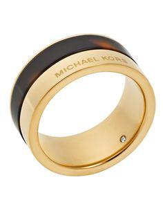 Michael Kors Color Block Ring   Bloomingdale's
