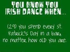 irish dance st patricks day memes - Google Search