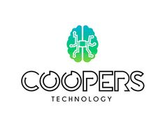 """Check out new work on my @Behance portfolio: """"Coopers Technology logo"""" http://be.net/gallery/54237441/Coopers-Technology-logo"""