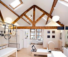 Pure Pilates & Wellness Studio - Fully equipped Pilates studio right in the centre of the beautiful West Yorkshire town