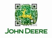 Great design, great logo, great call to action with a visual QR Code from visualead.com