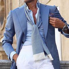 Dapper threads 👌 // from // Sharp Dressed Man, Well Dressed Men, Suit Fashion, Mens Fashion, Fashion Photo, Style Fashion, Stylish Men, Men Casual, Vetements Clothing