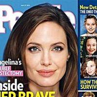 """""""Hrdinka"""" Angelina Jolie si nedávno dala odstrániť oba prsníky, údajne kvôli vysokej pravdepodobnosti rakoviny prsníka, ktorú zdedila po svojej matke.     Viac na : https://www.facebook.com/prevezmitekontrolunadsvojimzdravim/posts/341387845987186?notif_t=like    Viac o Angeline nájdete tu:  http://www.osud.cz/odhaleni-pr-akce-angelina-jolie-zabrala-akcie-spolecnosti-na-vyzkum-patenty-genu-trhaji-rekordy…"""