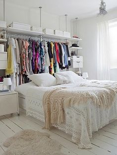 Storage as Art?  Not my style, but interesting just the same!