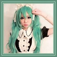 Awesome Hatsune Miku Costumes and Accessories for Cosplay or Halloween