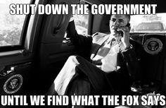 Obama Being Sassy