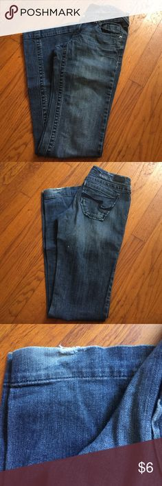 Refuge Jeans Size 1L. Jeans with normal wear and tear on the bottoms of pant legs. Gently worn. Low fit. refuge Jeans Boot Cut