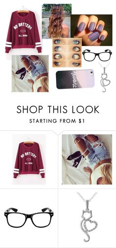"""""""unwanted outfit 5"""" by ayapapaya268 ❤ liked on Polyvore featuring Casetify"""