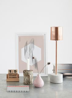 the nude pink beige+copper