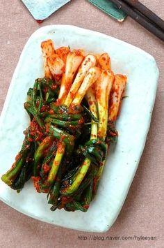 파김치~파김치맛있게담는법,파김치 황금레시피 간단하게 뚝딱 만드는 알싸한 파김치는 아무리 먹어도 질리...