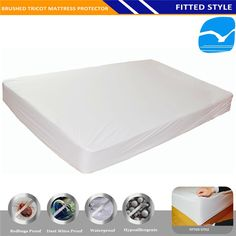 bed bug private label mattress cover with zipper in pittsburgh