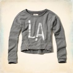 Los Trancos Sweatshirt cute with leggings and uggs  jeggings and heels,boots or booties