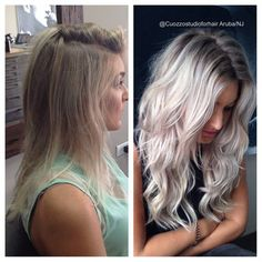 TRANSFORMATION: Overcast Gray - Career - Modern Salon