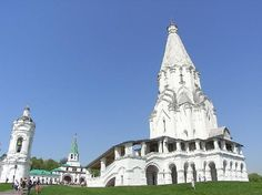 Kolomenskoye Museum Reserve (Moscow): The towering tented spires of the 16th-century Church of the Ascension share this reserve with the quirky wooden house in which Peter the Great once stayed, among other architectural treasures.