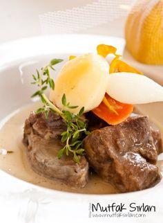 Terbiyeli Dana Haşlama | Mutfak Sırları