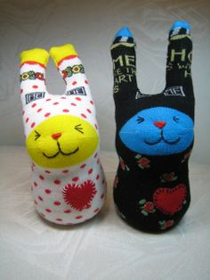 Long Ear Critters Sock Critters | Flickr - Photo Sharing!