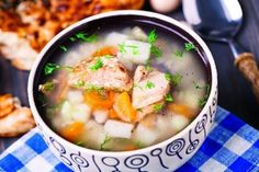 Cheeseburger Chowder, Soup, Ethnic Recipes, Ants, Soups