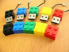USB legos.