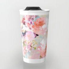 Love of a Flower Travel Mug