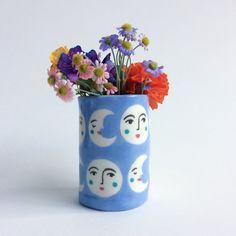 Luna Vase 1 / lisajunius