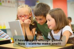Kids programming club