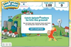Find the most fun water games and best lesson plans below! Games & Links Discover Water: The Role of Water in Our Lives A super fun way to learn about the water cycle, saving water and more. The Water Family Game Learn how to help your family cut down on... Read More
