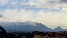 Table Mountain, Cape Town, My Photos, Mountains, City, Nature, Travel, Beautiful, Naturaleza