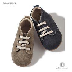 Παπουτσάκια για τα πρώτα Βήματα από Canvas Babywalker PRI2027