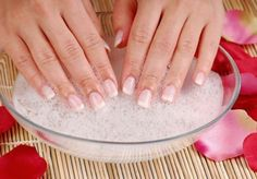 How to do a proper at home manicure...