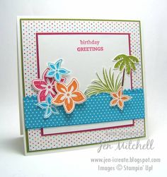 Tropical Party Birthday II