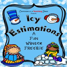 In this fun and easy to prepare estimation craftivity, students estimate the…
