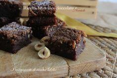 Ricetta brownies al cioccolato e nocciole