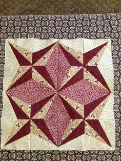 Bible Quilt Block #5