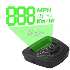 56.60$  Buy now - http://ali1am.shopchina.info/go.php?t=32574748196 - New GPS Head Up Display MPH Speeding Warning Plug & Play Fits For Car Auto Truck  #magazineonlinebeautiful